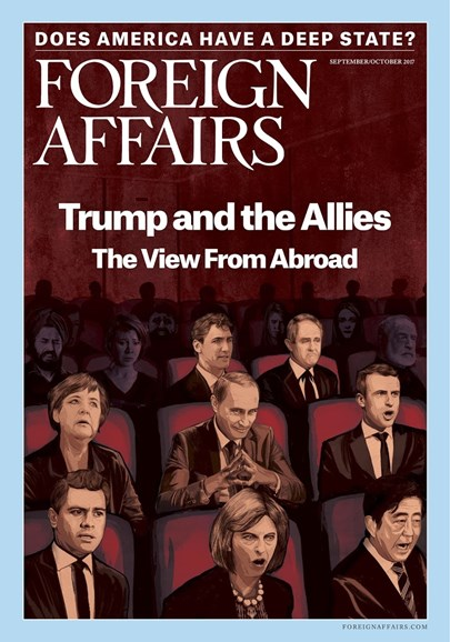 Foreign Affairs Cover - 9/1/2017