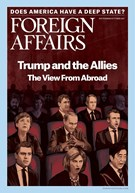 Foreign Affairs Magazine 9/1/2017