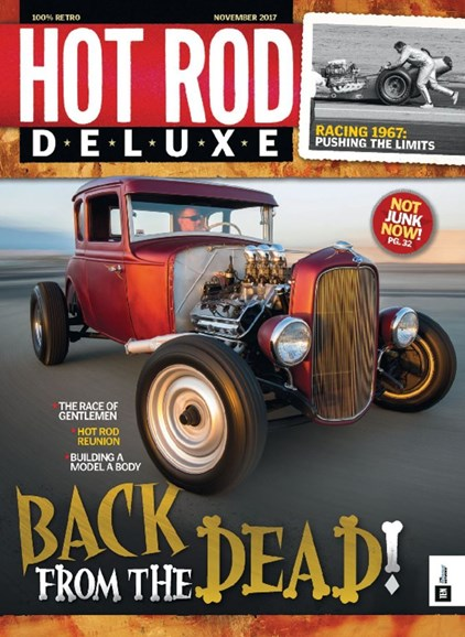 Hot Rod Deluxe Cover - 11/1/2017