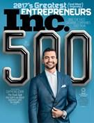 Inc. Magazine 9/1/2017