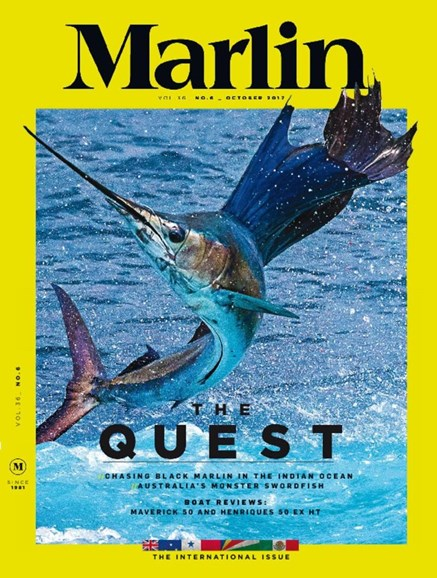 Marlin Cover - 10/1/2017