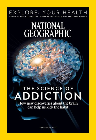 National Geographic Cover - 9/1/2017