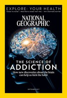 National Geographic Magazine 9/1/2017