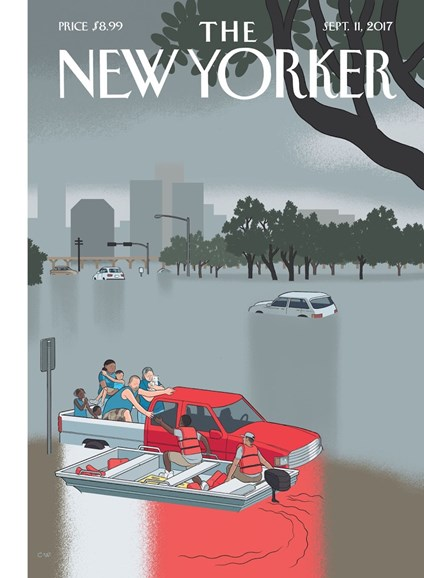 The New Yorker Cover - 9/11/2017