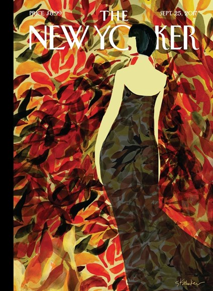 The New Yorker Cover - 9/25/2017