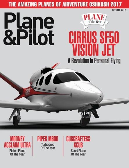 Plane & Pilot Cover - 10/1/2017