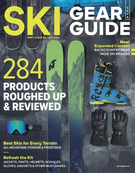 Ski Cover - 9/1/2017