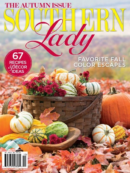 Southern Lady Cover - 10/1/2017