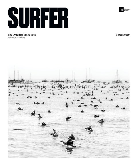 Surfer Cover - 9/1/2017