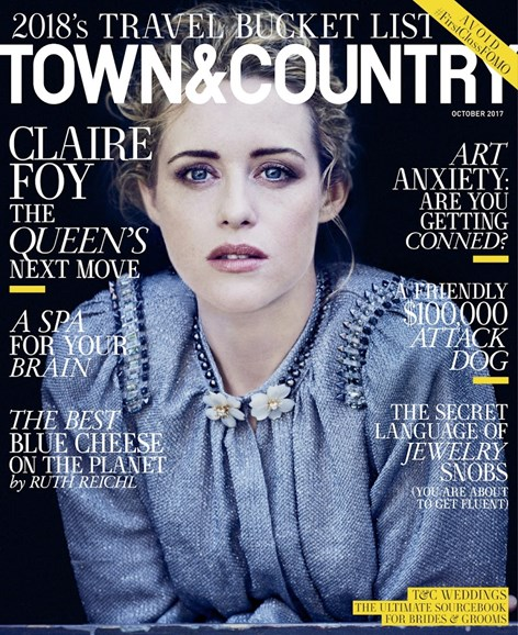 Town & Country Cover - 10/1/2017