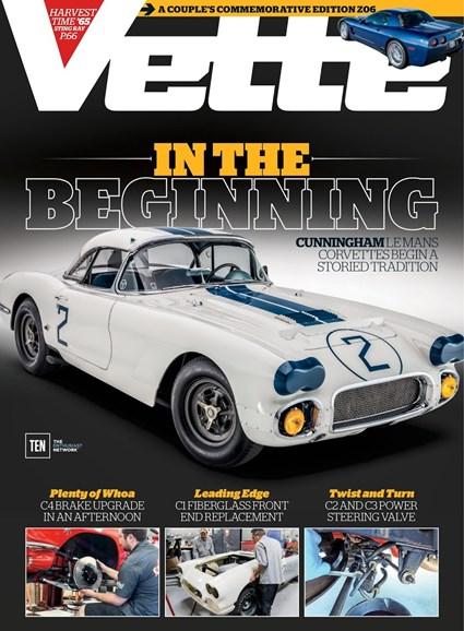 Vette Cover - 12/1/2017