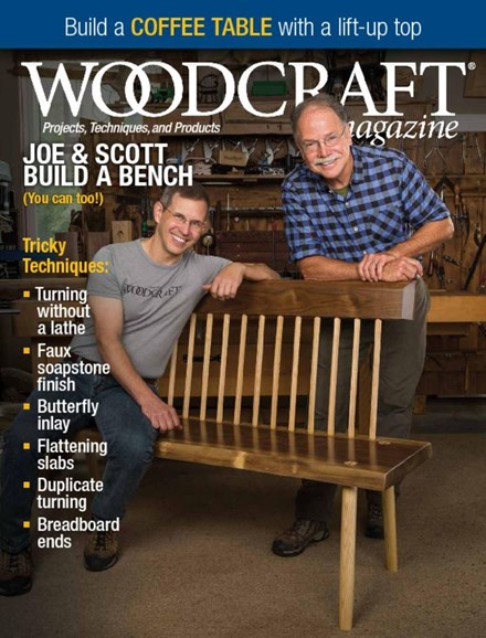 Woodcraft Cover - 10/1/2017