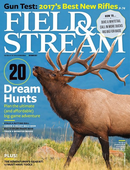 Field & Stream Cover - 10/1/2017