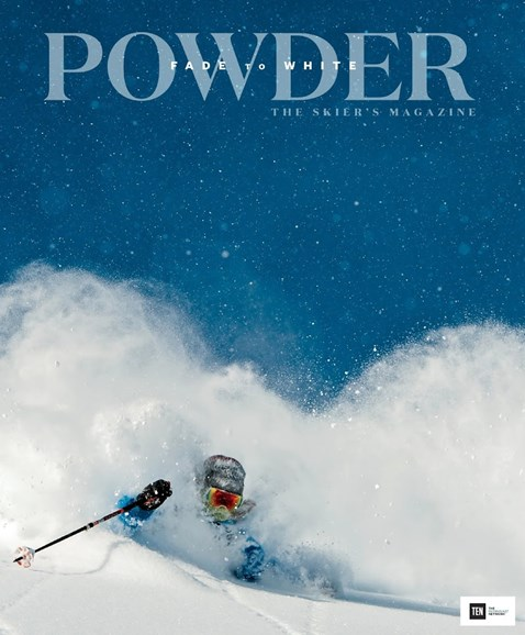 Powder Cover - 2/1/2017