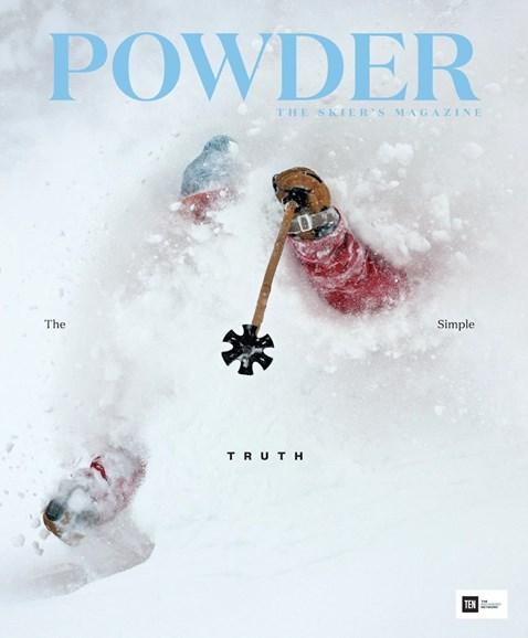 Powder Cover - 9/1/2017