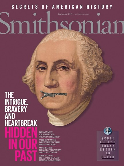 Smithsonian Cover - 9/1/2017