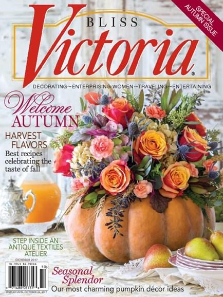Victoria Cover - 10/1/2017