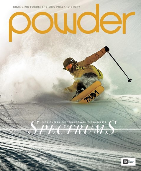 Powder Cover - 2/1/2016