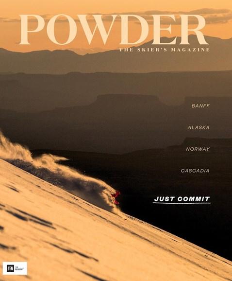 Powder Cover - 11/1/2016