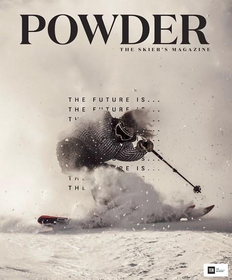 Powder Cover - 10/1/2016