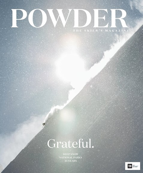 Powder Cover - 9/1/2016