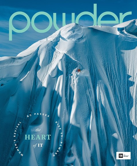 Powder Cover - 12/1/2015