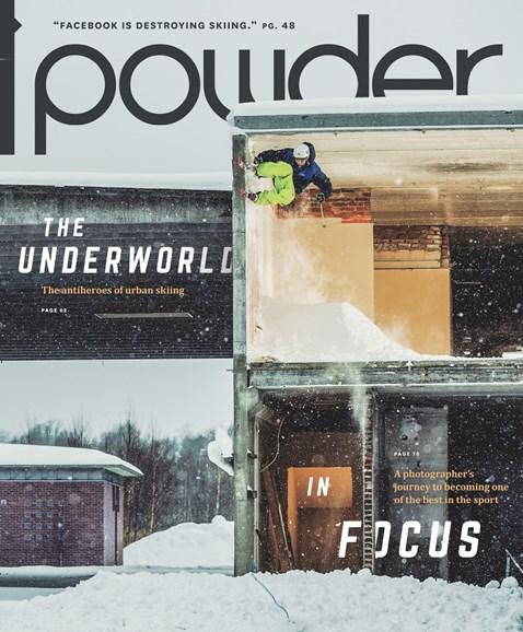 Powder Cover - 2/1/2015