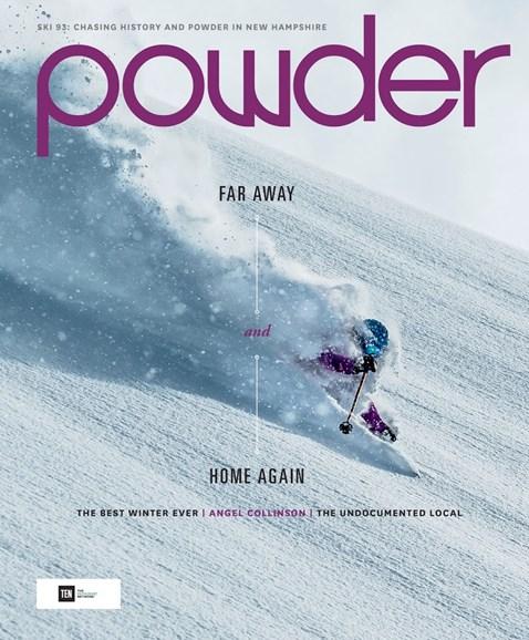 Powder Cover - 11/1/2015
