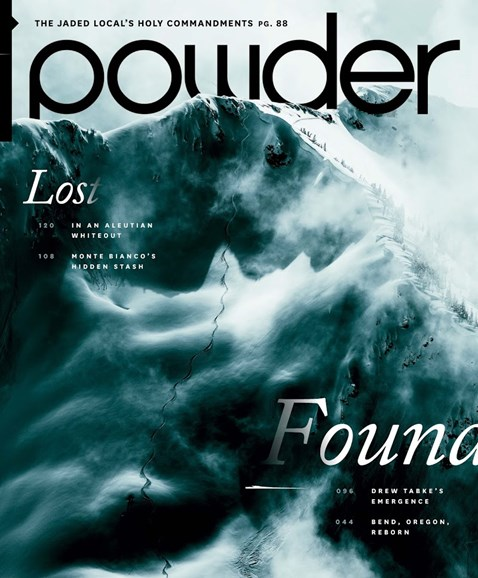 Powder Cover - 12/1/2014