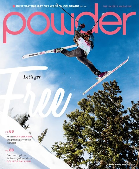 Powder Cover - 2/1/2014