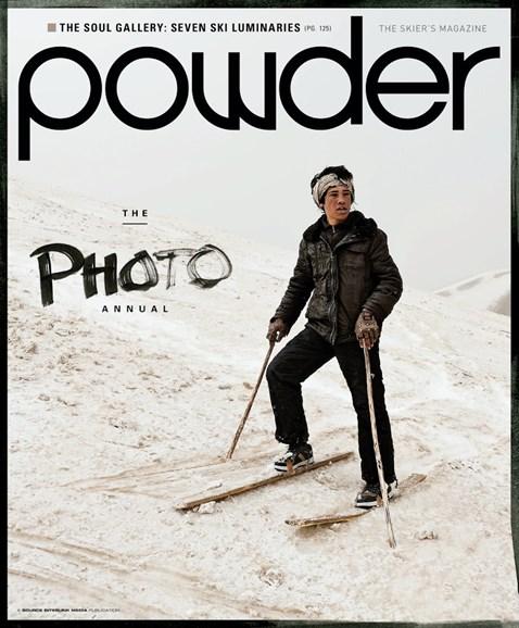 Powder Cover - 1/1/2014
