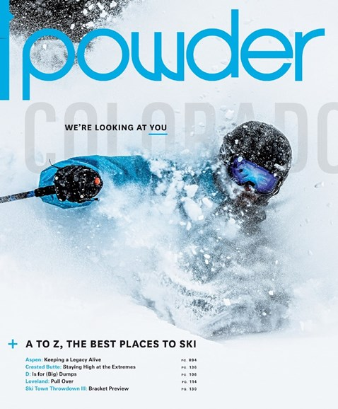 Powder Cover - 11/1/2014