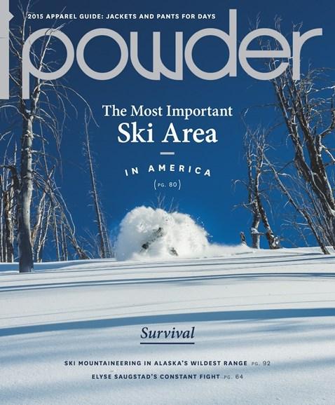 Powder Cover - 10/1/2014