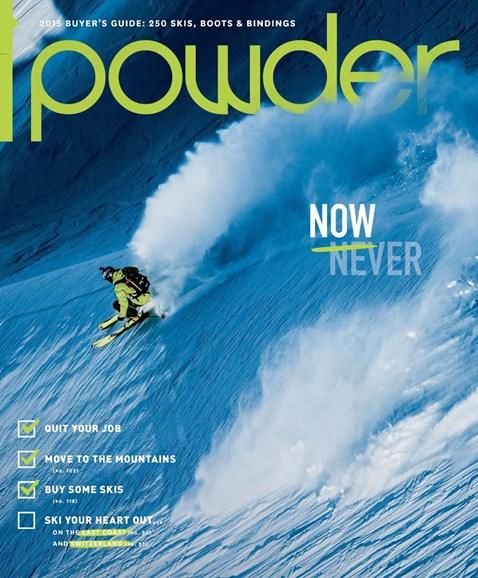 Powder Cover - 9/1/2014