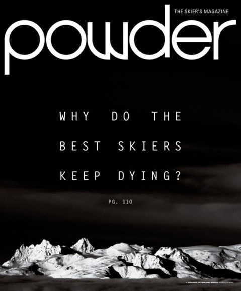 Powder Cover - 12/1/2012