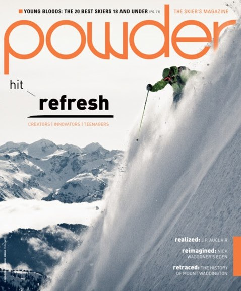 Powder Cover - 2/1/2013
