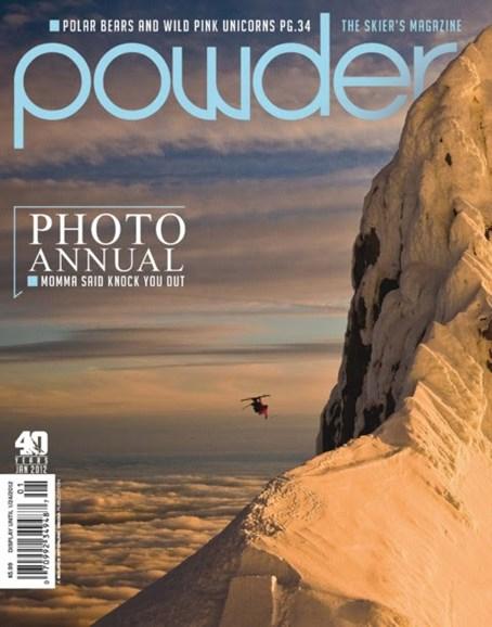 Powder Cover - 1/1/2012