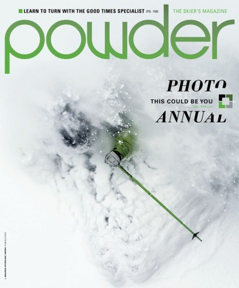 Powder Cover - 1/1/2013