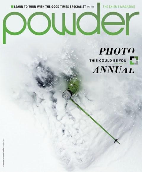 Powder Cover - 1/1/2013