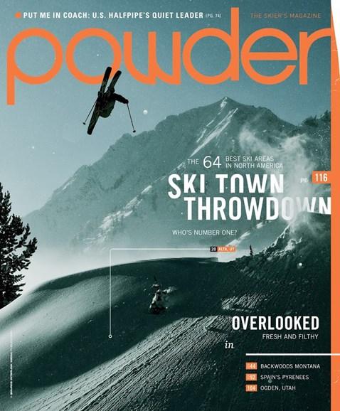 Powder Cover - 11/1/2013