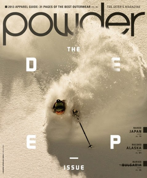 Powder Cover - 10/1/2012