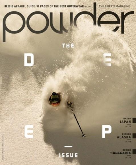 Powder Cover - 10/1/2012