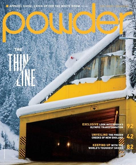 Powder Cover - 10/1/2013