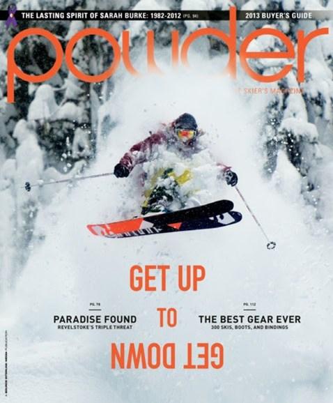 Powder Cover - 9/1/2012