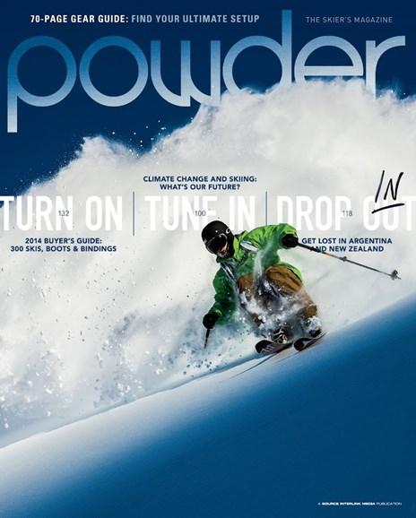 Powder Cover - 9/1/2013