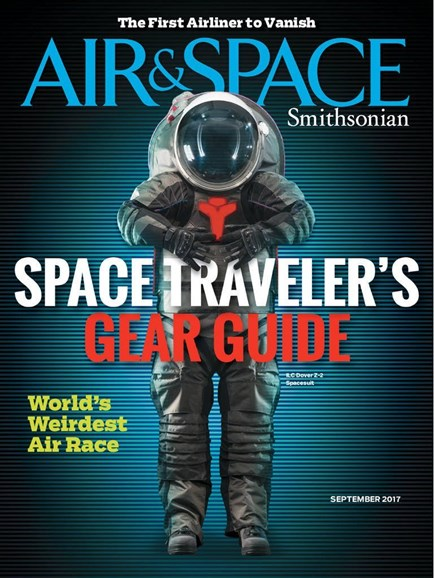 Air & Space Cover - 9/1/2017