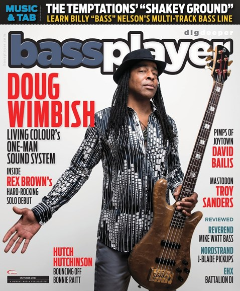 Bass Player Cover - 10/1/2017