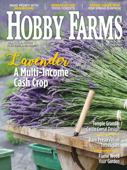 Hobby Farms Cover - 9/1/2017