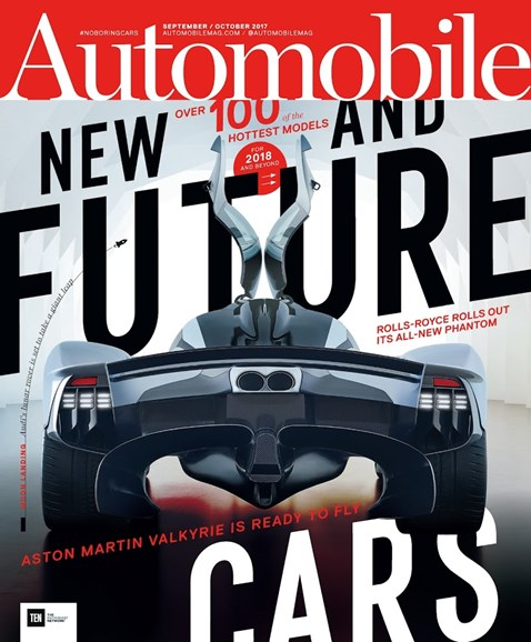 Automobile Cover - 9/1/2017