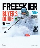 Freeskier Magazine 9/1/2017